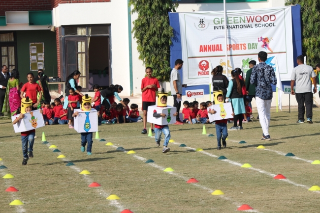 Annual Sports Day 2018-19