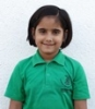 STUDENT OF THE  MONTH (Grade 1)